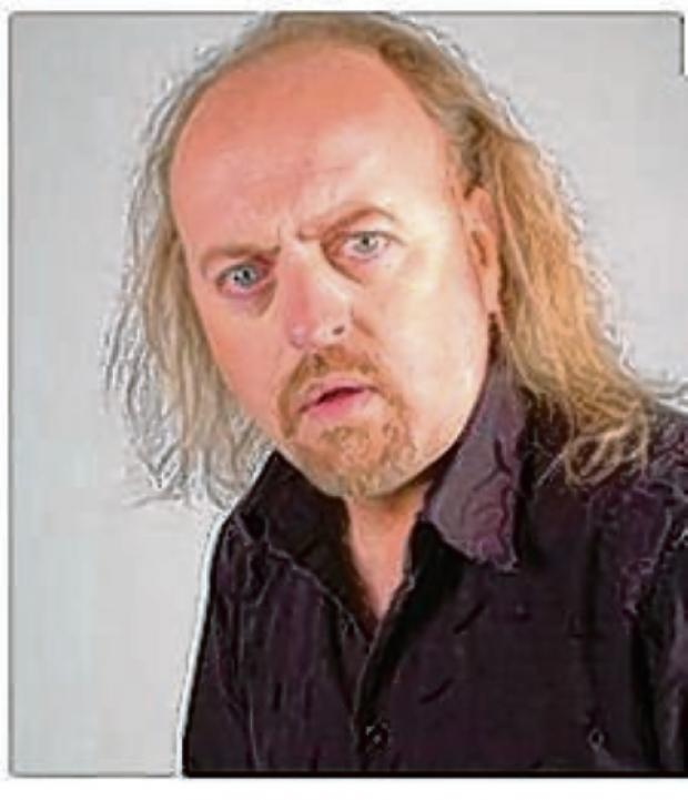 This Is Wiltshire: Bill Bailey is one of the Countryfile calendar judges sold in aid of Children in Need