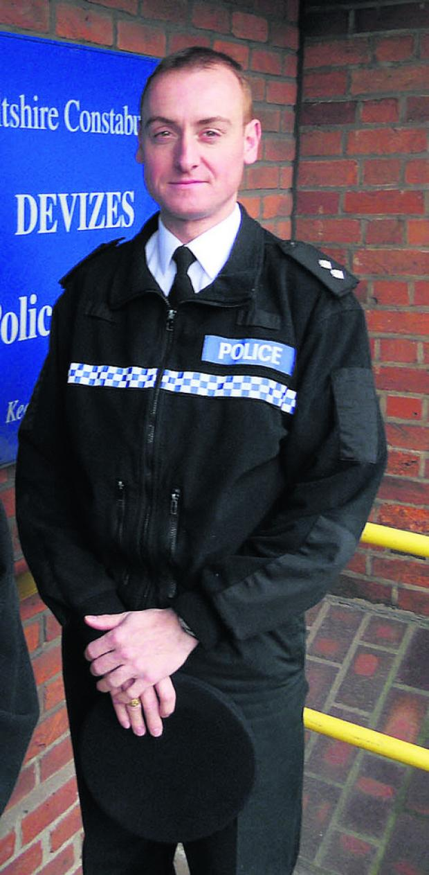 This Is Wiltshire: Inspector Matt Armstrong