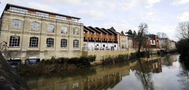 This Is Wiltshire: The Kingston Mills development in Bradford on Avon