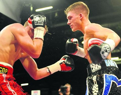 This Is Wiltshire: Nick Blackwell will return to the ring in June in Swindon