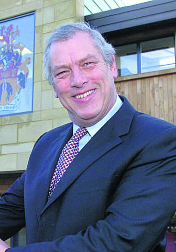 This Is Wiltshire: Cllr John Thomson, cabinet member for highways, will speak at the Trowbridge Area Board meeting