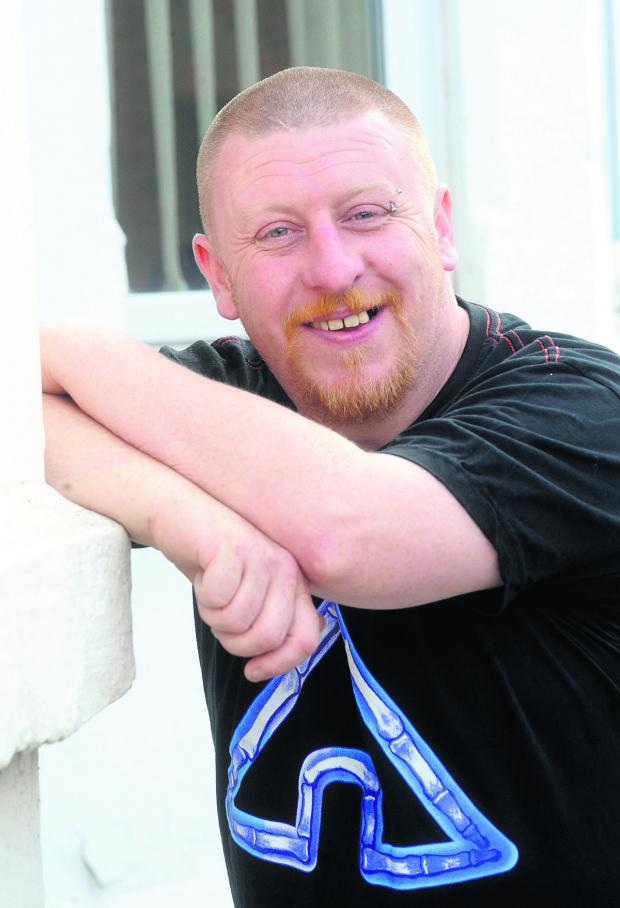 This Is Wiltshire: Jay Marrinan has turned  his life around with help from SWADS