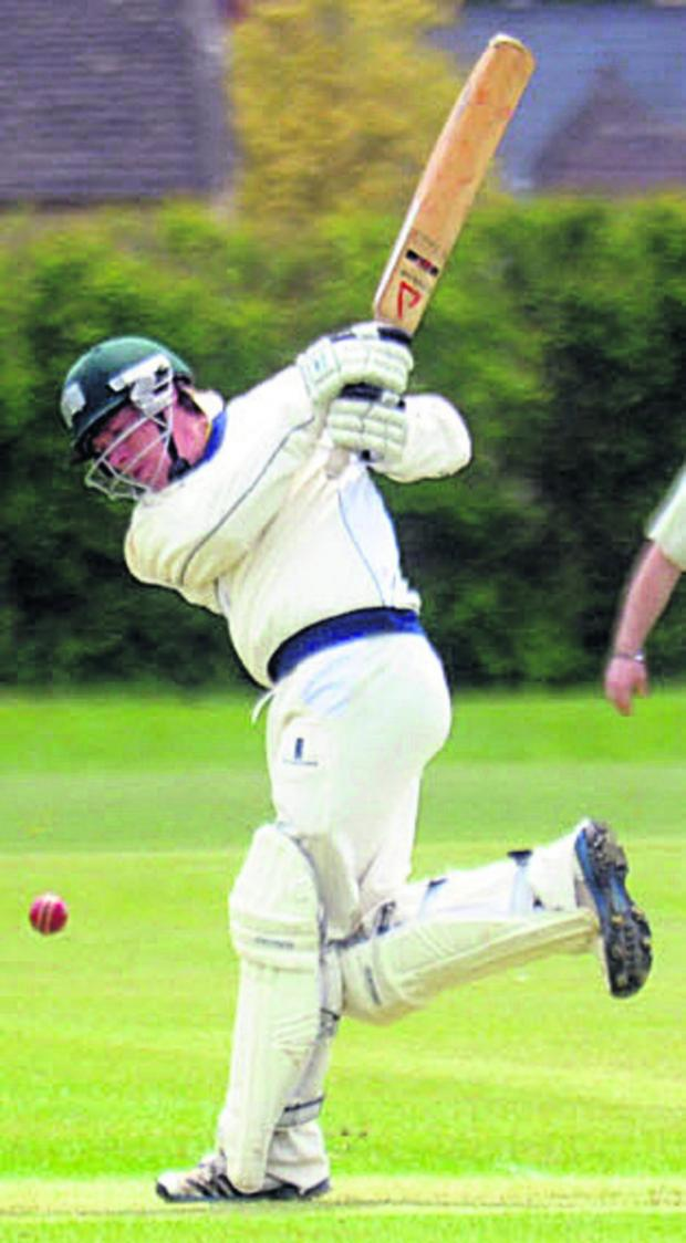 This Is Wiltshire: Neil Clark top-scored for Wiltshire