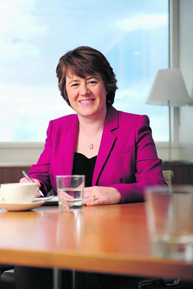This Is Wiltshire: Alison Robb, Nationwide group director