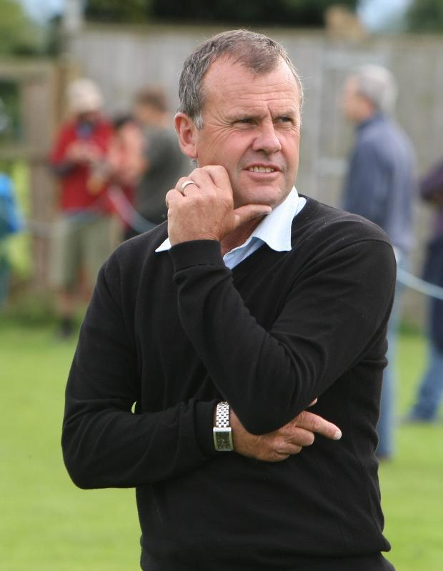 This Is Wiltshire: Highworth Town manager John Fisher