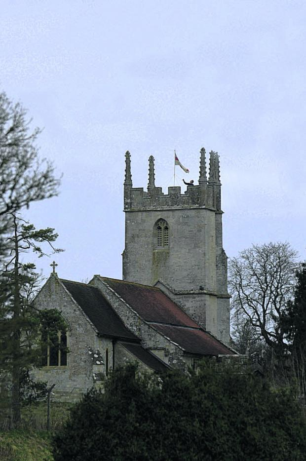 This Is Wiltshire: Imber village will be open this Easter
