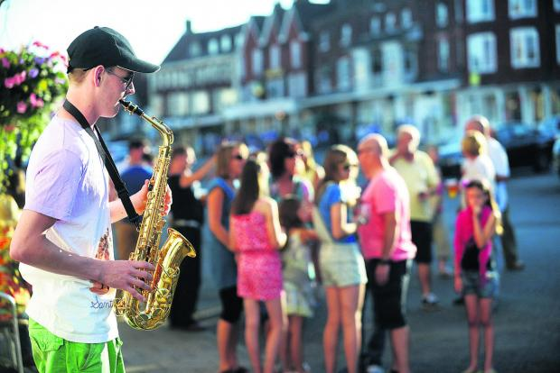 This Is Wiltshire: Marlborough weekend of jazz to fill town streets