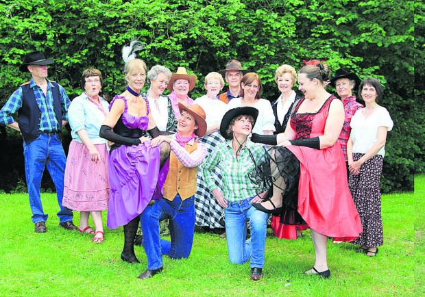 This Is Wiltshire: Athelstan Players are staging a three-night revue in St Mary's Hall as part of Malmesbury Carnival