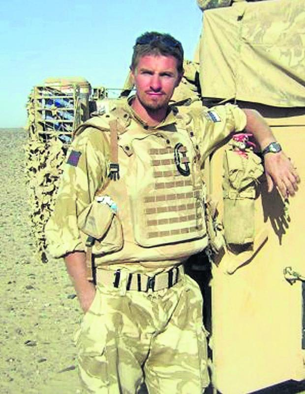 This Is Wiltshire: Corporal James Dunsby