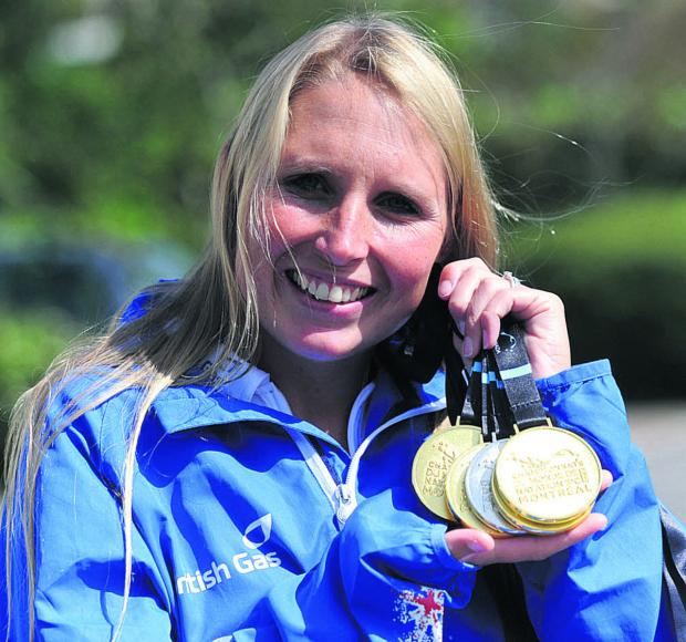 This Is Wiltshire: Steph Millward