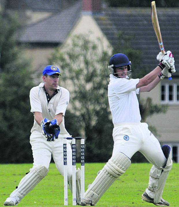 This Is Wiltshire: Sam Lawro guided Wootton Bassett to victory over Beanacre & Melksham