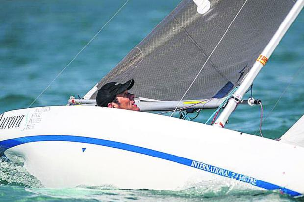 This Is Wiltshire: Devizes sailor Andrew Farrow
