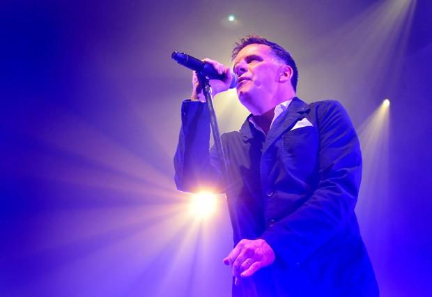 This Is Wiltshire: Ricky Ross, lead singer with Deacon Blue