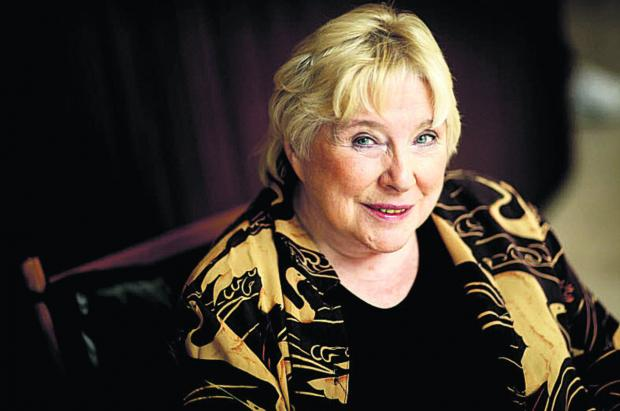 This Is Wiltshire: Author and essayist Fay Weldon