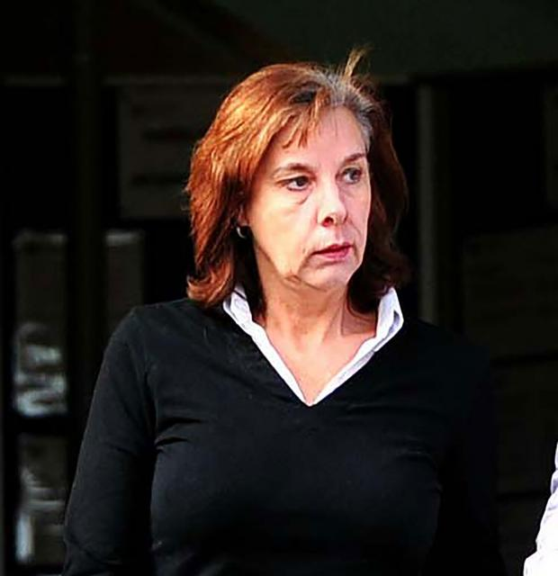 This Is Wiltshire: Jayne Rand at an earlier court appearance