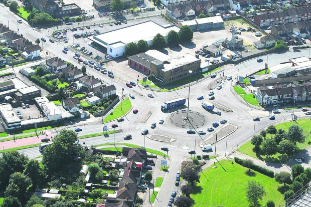 This Is Wiltshire: THE LIST: 8 Swindon roundabouts that drive us round the bend