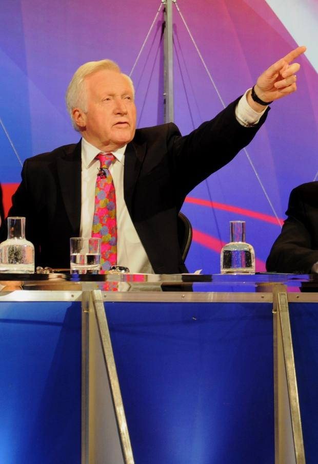 This Is Wiltshire: Town stars in BBC Question Time