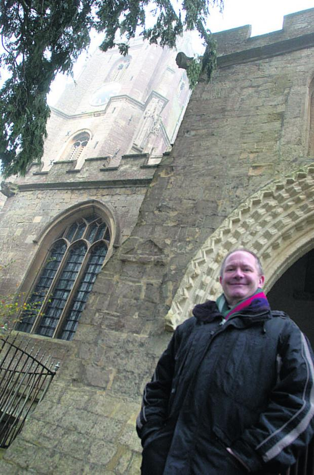This Is Wiltshire: Canon Paul Richardson