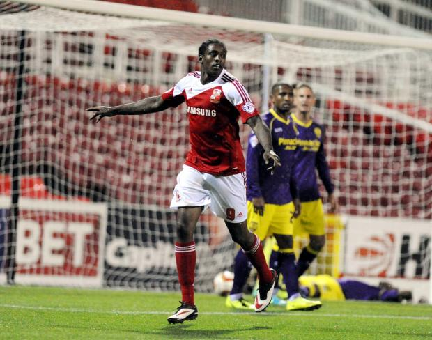 This Is Wiltshire: Nile Ranger says he enjoyed his time at Swindon