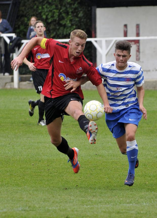 This Is Wiltshire: TJ Bohane will stay with Highworth Town in 2014/15