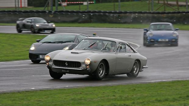 This Is Wiltshire: MOTOR RACING: Fathers' Day at Combe