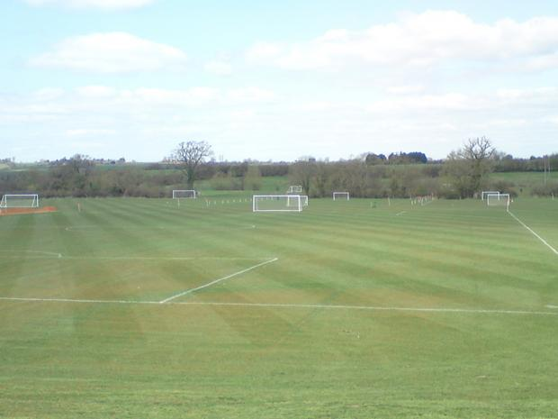 This Is Wiltshire: Beversbrook training ground