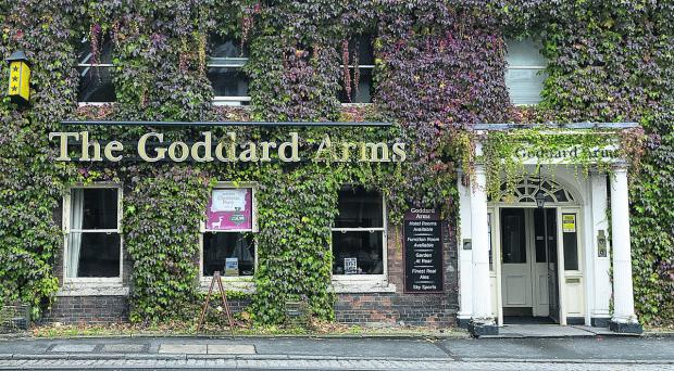 This Is Wiltshire: Goddard Arms will be spruced up