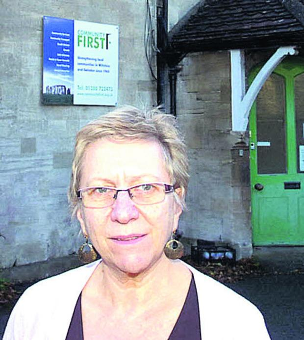 This Is Wiltshire: Community First chief executive Philippa Read