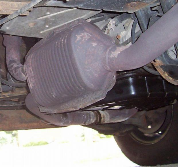 This Is Wiltshire: Wiltshire Police are urging people to be vigilant following a series of thefts of catalytic converters