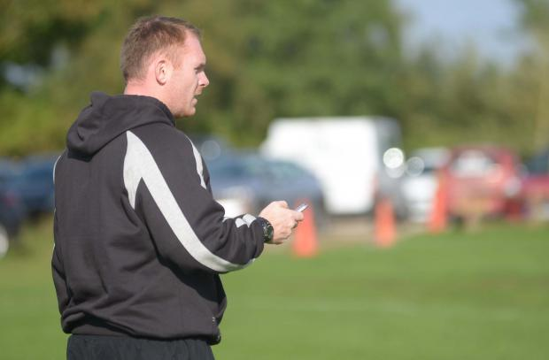 This Is Wiltshire: Wootton Bassett head coach Alan Low
