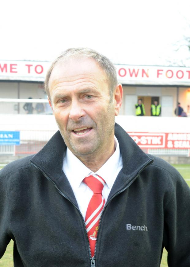 This Is Wiltshire: Warminster Town co-boss Derek Graham