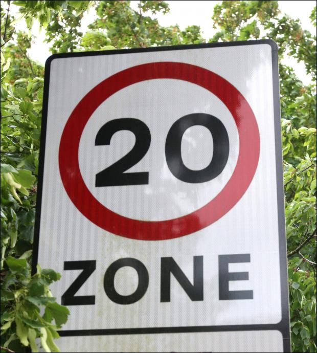 This Is Wiltshire: Traffic in Long Street and the Market Place, Devizes, could be limited to 20mph if Wiltshire Council takes the advice of the town council