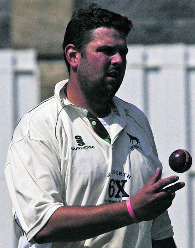 This Is Wiltshire: Wiltshire skipper Mike Coles