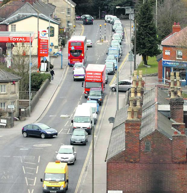 This Is Wiltshire: Objectors say building of more homes near Devizes will increase traffic congestion in the town
