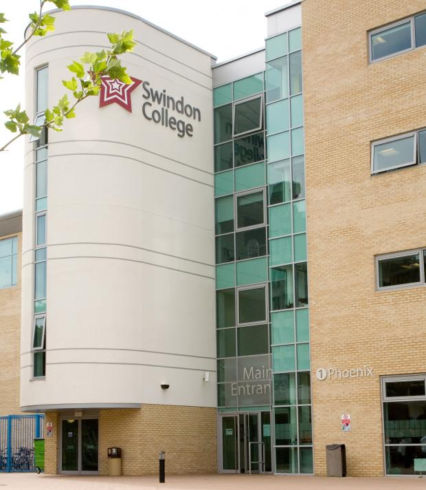 This Is Wiltshire: Swindon College gets top marks in quality review
