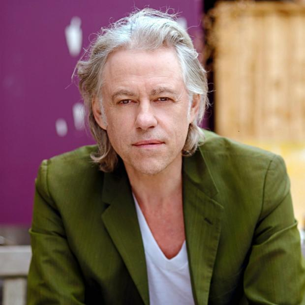 This Is Wiltshire: Sir Bob Geldof will lead the Boomtown Rats as they headline the Concert at the Kings show on May 31