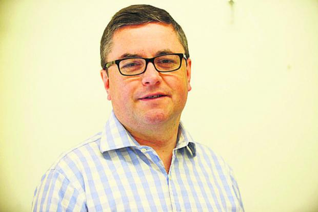 This Is Wiltshire: MP Robert Buckland