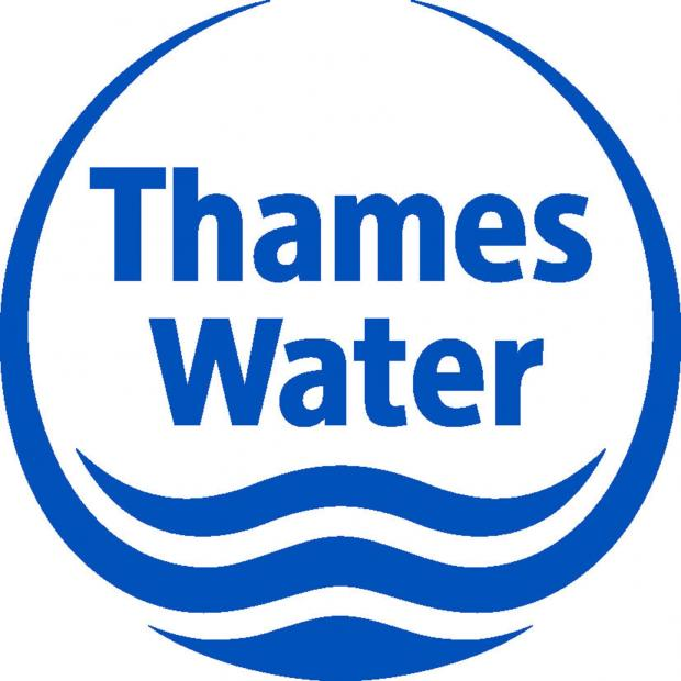 This Is Wiltshire: Engineers from Thames Water are investigating a burst main