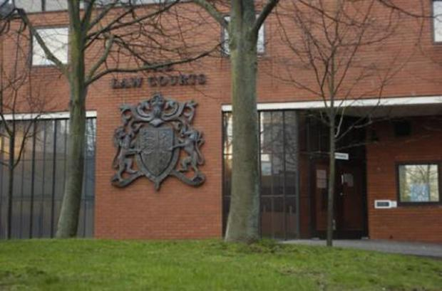 This Is Wiltshire: Gary Driscoll was sentenced to two years and eight months at Swindon Crown Court