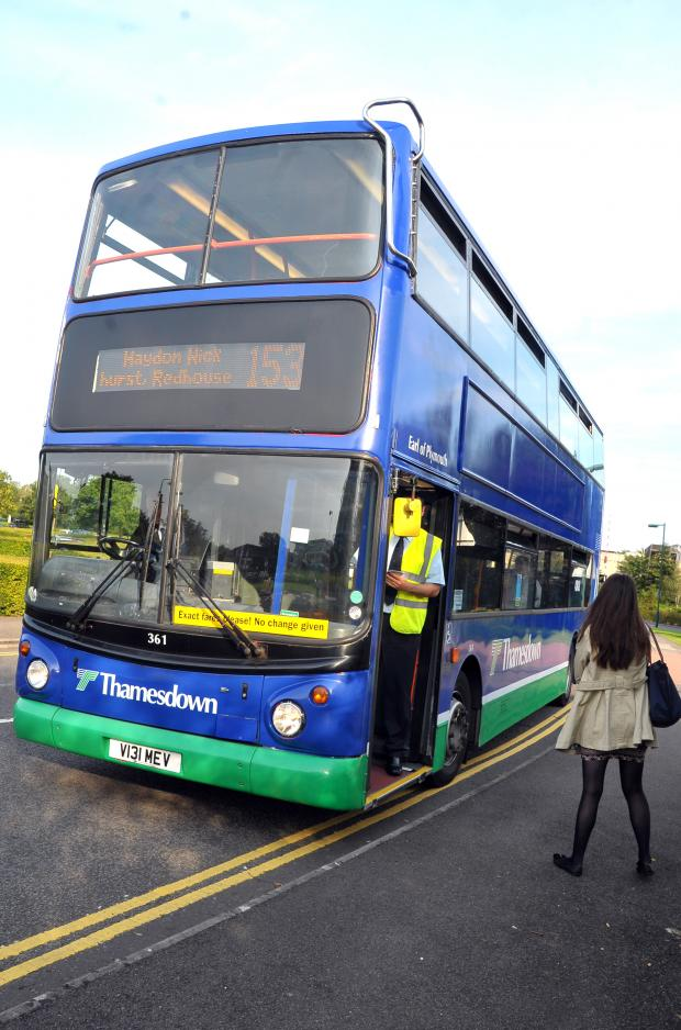 This Is Wiltshire: Thamesdown will provide addition services for the holiday