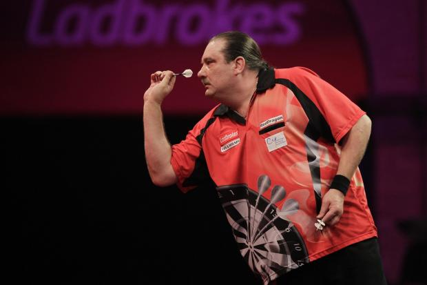This Is Wiltshire: DARTS: Four Swindon players earn money in Barnsley