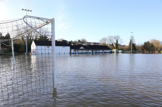 This Is Wiltshire: Grant idea for stricken soccer club