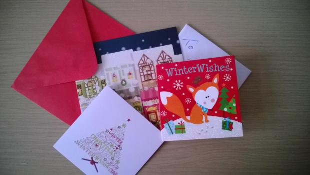 This Is Wiltshire: Trowbridge store to recycle Christmas cards