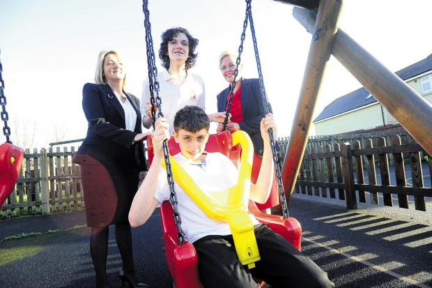 This Is Wiltshire: Chippenham playground funds are building up fast