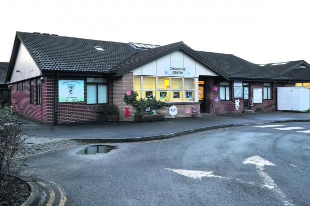 This Is Wiltshire: Salt Way Children's Centre, in Pearl Road