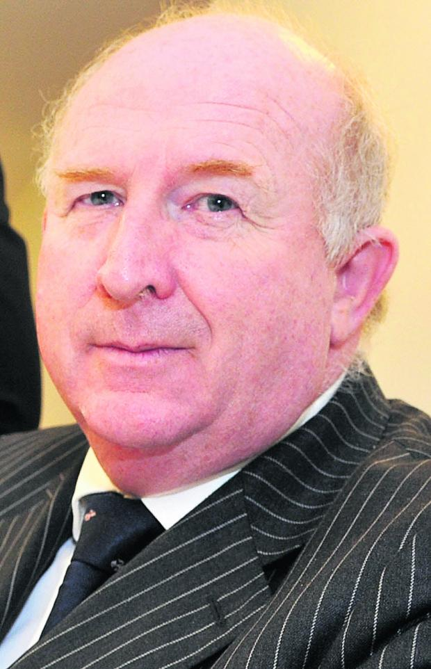 This Is Wiltshire: Police and crime commissioner back to work after serious heart treatment
