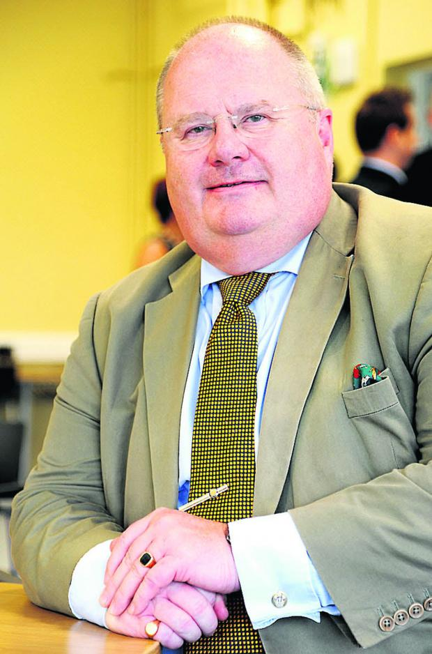 This Is Wiltshire: Eric Pickles