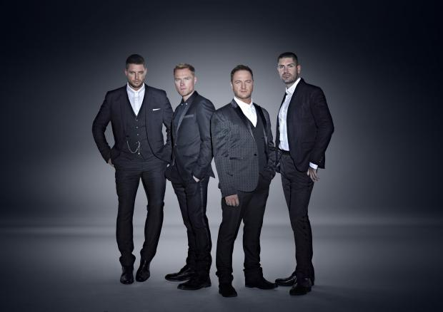 This Is Wiltshire: Boyzone will play Westonbirt Arboretum in July