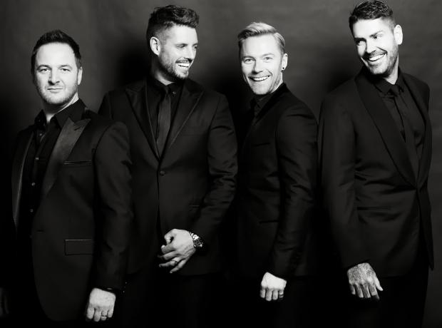 This Is Wiltshire: Boyzone heading for the west