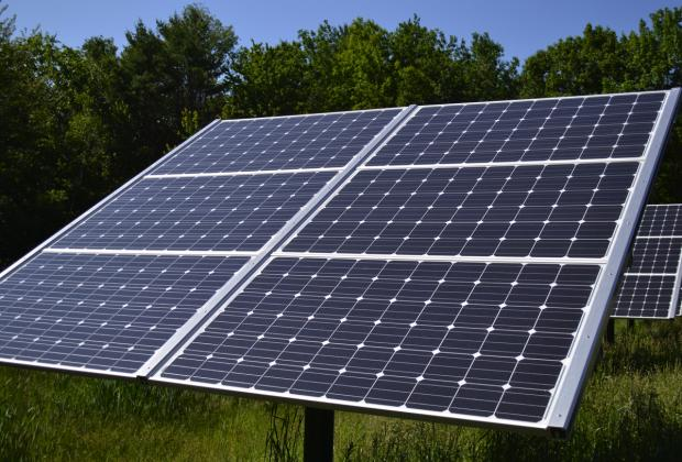 This Is Wiltshire: Concerns have bee raised about the number of solar panels planned for the Seend area
